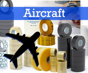Tape for Aircraft applications